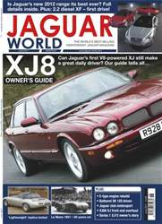 XJ8 Owners Guide June 2011 issue XJ8 Owners Guide June 2011