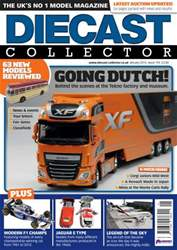 Diecast Collector Magazine Cover