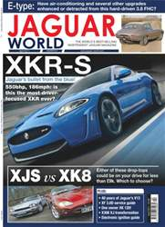 XKR-S_XJS Vs. XJ8 April 2011 issue XKR-S_XJS Vs. XJ8 April 2011