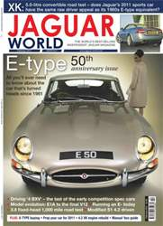 E-type 50th Anniversary Feb 2011 issue E-type 50th Anniversary Feb 2011