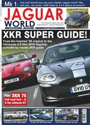 XKR SUPER GUIDE. December 2010 issue XKR SUPER GUIDE. December 2010