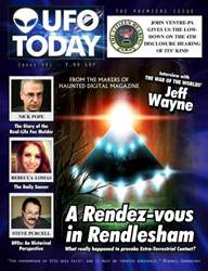 UFO Today Issue 1 issue UFO Today Issue 1