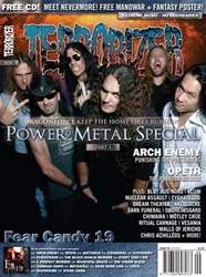 135 - Power Metal 1 issue 135 - Power Metal 1