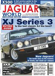 XJ Series 3 Buying Guide Sept 10 issue XJ Series 3 Buying Guide Sept 10