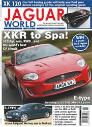 XKR to Spa. June 2010 issue XKR to Spa. June 2010