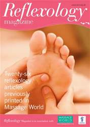 Reflexology Magazine issue Reflexology Magazine