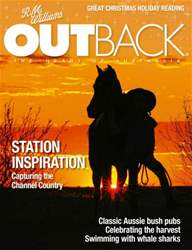 OUTBACK 92 issue OUTBACK 92