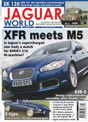 XFR meets M5 Feb 2010 issue XFR meets M5 Feb 2010
