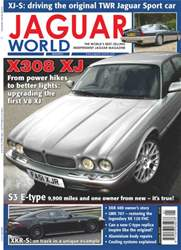 X308 XJ January 2010 issue X308 XJ January 2010