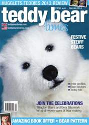 Teddy Bear Times Issue 208  issue Teddy Bear Times Issue 208