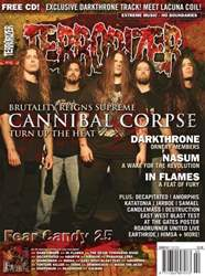 141 - Cannibal Corpse issue 141 - Cannibal Corpse