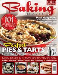 Baking Heaven Winter 2013 issue Baking Heaven Winter 2013