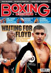 Boxing Monthly December 2013 issue Boxing Monthly December 2013
