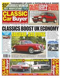No.205 Classics Boost UK Economy issue No.205 Classics Boost UK Economy