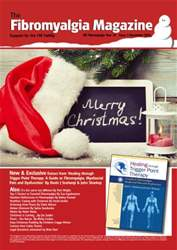 Fibromyalgia Magazine Dec. 2013 issue Fibromyalgia Magazine Dec. 2013