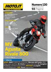 Moto.it Magazine 130 issue Moto.it Magazine 130
