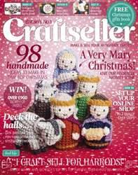 Craftseller Magazine Cover