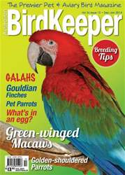 BirdKeeper Volume 26 Issue 12 issue BirdKeeper Volume 26 Issue 12