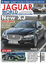 XJ - First Drive April 2010 issue XJ - First Drive April 2010