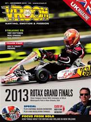 Vroom UK n. 1 issue Vroom UK n. 1