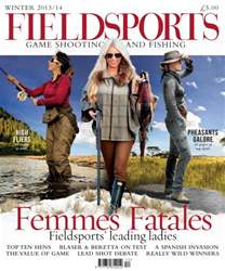 Fieldsports Magazine Winter 2013 issue Fieldsports Magazine Winter 2013