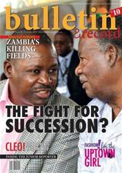The Bulletin & Record Nov2013 issue The Bulletin & Record Nov2013