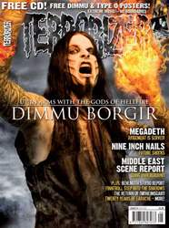 157 - Dimmu Borgir issue 157 - Dimmu Borgir