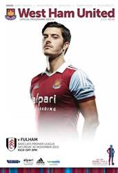West Ham United v Fulham issue West Ham United v Fulham