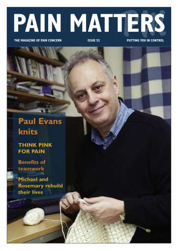 Pain Matters Digital Issue