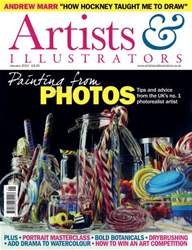 Artists & Illustrators Jan 2014 issue Artists & Illustrators Jan 2014