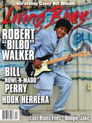 Living Blues #228 issue Living Blues #228