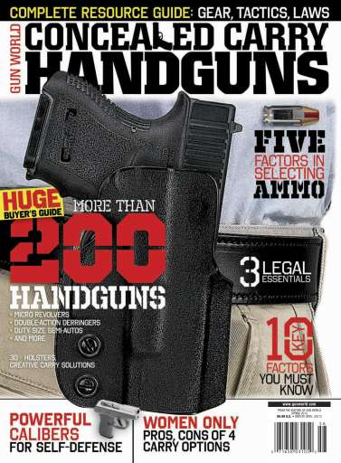 Concealed Carry Handguns Digital Issue