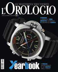 l'Orologio Yearbook 2013/2014 issue l'Orologio Yearbook 2013/2014