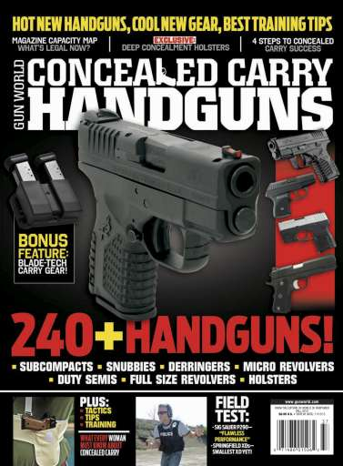 Conceal and Carry Preview