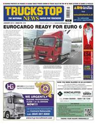No.318Eurocargo Ready for Euro 6 issue No.318Eurocargo Ready for Euro 6