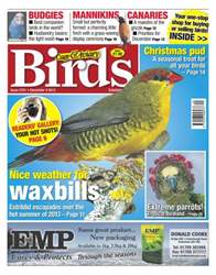 No.5781Nice weather for Waxbills issue No.5781Nice weather for Waxbills