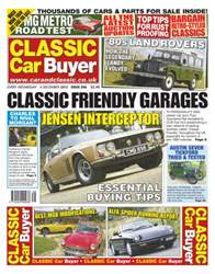 No.206 Jensen Interceptor Essetial Buying Tips issue No.206 Jensen Interceptor Essetial Buying Tips