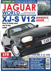 XJ-S V12 Ultimate Buying Guide issue XJ-S V12 Ultimate Buying Guide