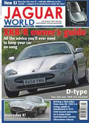 XK8-R owner s guide issue XK8-R owner s guide