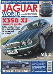 X350 XJ owner's guide May 09 issue X350 XJ owner's guide May 09