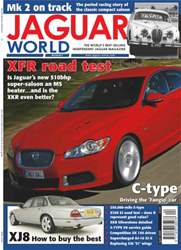 XFR road test April 2009 issue XFR road test April 2009