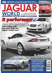 New XFR and XKR March 2009 issue New XFR and XKR March 2009
