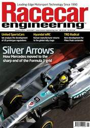 Racecar Engineering Jan 2014 issue Racecar Engineering Jan 2014