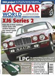 XJ6 Series 2 October 2008 issue XJ6 Series 2 October 2008