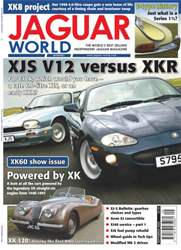 XJS V12 versus XKR Sept 08 issue XJS V12 versus XKR Sept 08