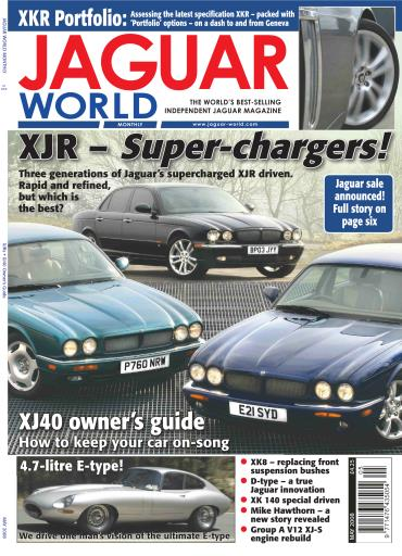 Jaguar World Digital Issue