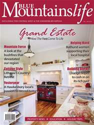 Blue Mountains Life Dec-Jan 2014 issue Blue Mountains Life Dec-Jan 2014