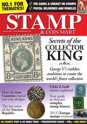 Stamp Collector Magazine Cover