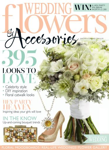 wedding flowers magazine january february 2014 subscriptions pocketmags. Black Bedroom Furniture Sets. Home Design Ideas