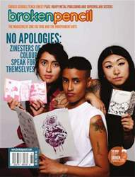 Issue 61 - Fall, Zinesters of Colour issue Issue 61 - Fall, Zinesters of Colour
